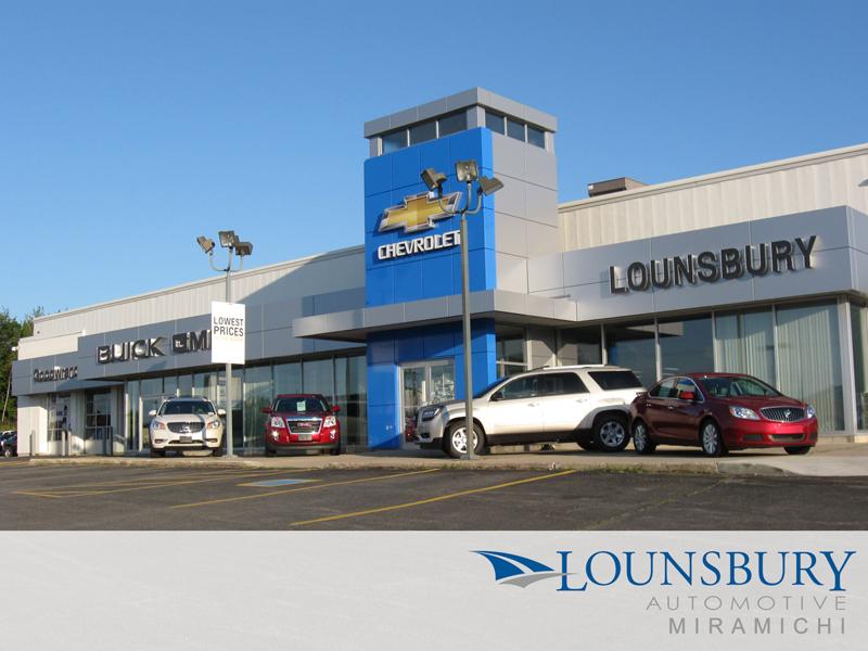 Lounsbury Automotive Miramichi