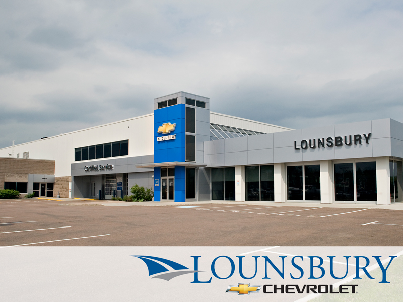 Lounsbury Chevrolet Moncton