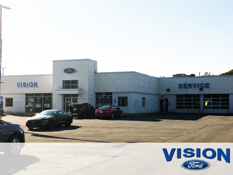 Vision Ford